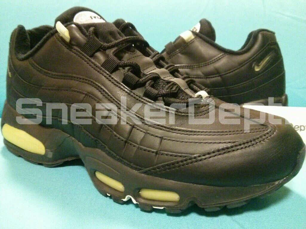 Price reduction DS 1998 NIKE AIR MAX '95 LEATHER J SC 604109-011 NSW QS Price reduction best-selling model of the brand