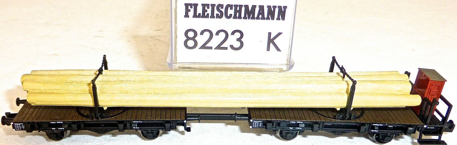 Drehschemel Combinación Vagón Uniones Giratorias DRG Fleischmann 8223 8223K 1