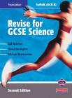 Revision for Science GCSE: Suffolk: Foundation by et al, Alderton (Paperback, 2002)
