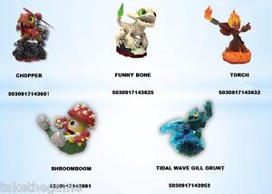 Skylanders-TRAP-TEAM-Wave-1-Single-Figures-Characters-BNIP