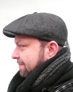Caricamento dell\u0027immagine in corso Uomo,Berretto,piatto,basco,anni,30, Cappello,classico,