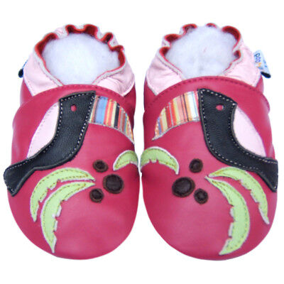 Littleoneshoes Soft Sole Leather Baby Infant Children Kid TruckBrown Shoes 6-12M