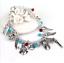Supernatural-SPN-Charm-Bracelet-Metal-Bracelets-Women-Fashion-Jewelry thumbnail 3