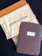 sports shoes 6c375 00918 Louis Vuitton Mahina Leather iPad Mini Soft Case Sleeve M60560 LV ...