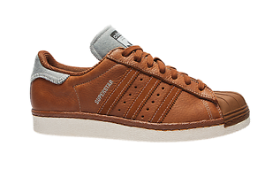 hombres Bnwt Gy Varsity Jack Casuals Superstar Originals 80s Adidas Brown para vqxqO6