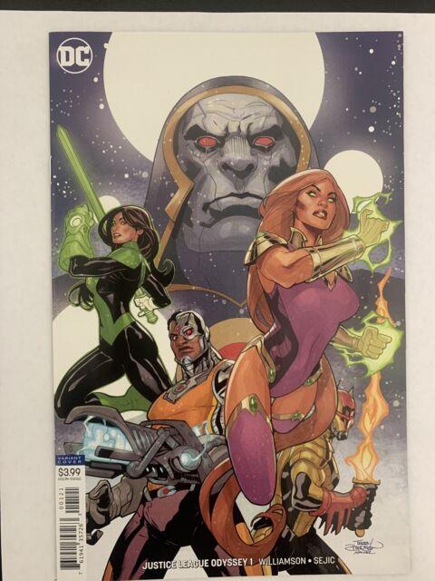 Justice League Odyssey # 1 DC Comics