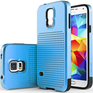 the best attitude 97e89 a0732 Details about For Samsung Galaxy S5 Case Caseology® [AIR MESH] Protective  Slim Cover