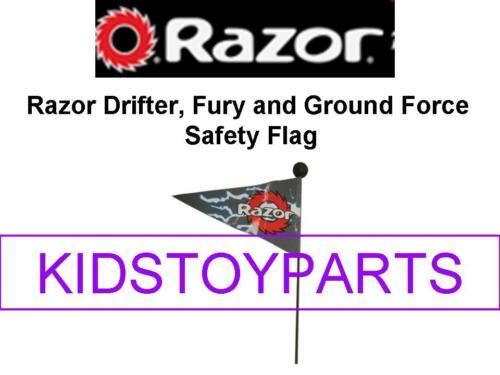 Razor Ground Force et Drifter sécurité Mât De Drapeau