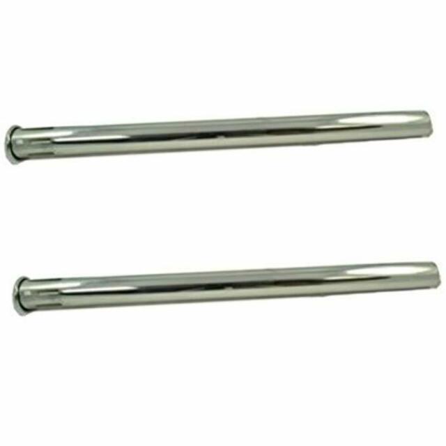 "Chrome Metal Wand Tube for Eureka Mighty Mite 1-1//4/"" Wands 19/"" Vacuum 2"