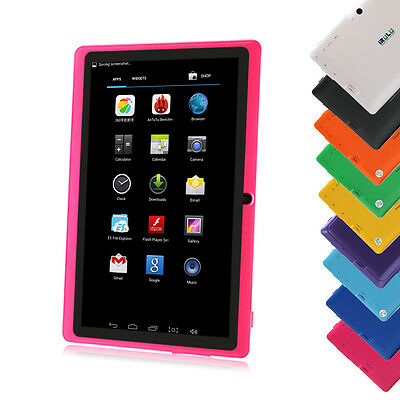 "iRULU X3 7"" Tablet Google Android 6.0 Marshmallow 8GB/16GB Quad Core Dual Cam"