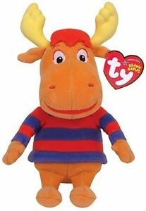 Tyrone Backyardigans TY Beanie Baby 2006 Lightly Used Condition with Tag!
