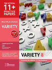 11+ Practice Papers, Variety Pack 8 (multiple Choice): English Test 8, Maths Test 8, NVR Test 8, VR Test 8 by GL Assessment (Pamphlet, 2011)