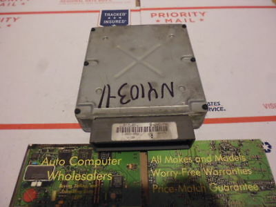 1 Year Warranty* 2002 Explorer Mountaineer Engine Control Computer ECU ECM EBX