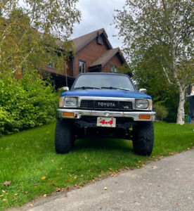 1991 Toyota T100