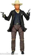 NECA DISNEY THE LONE RANGER - Lone Ranger SMASCHERATO - 18cm FIGURA AZIONE