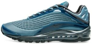 Details about Nike Air Max Deluxe Uk 10 Celestial Teal Anthracite Mens Trainers AV7024 400 Run