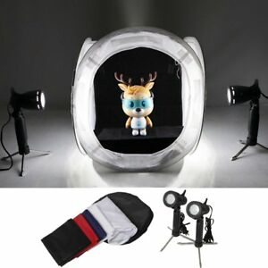Studio-Lamp-with-Stand-2-Socket-Adapter-2-Light-Room-Tent-Soft-Box-Cube