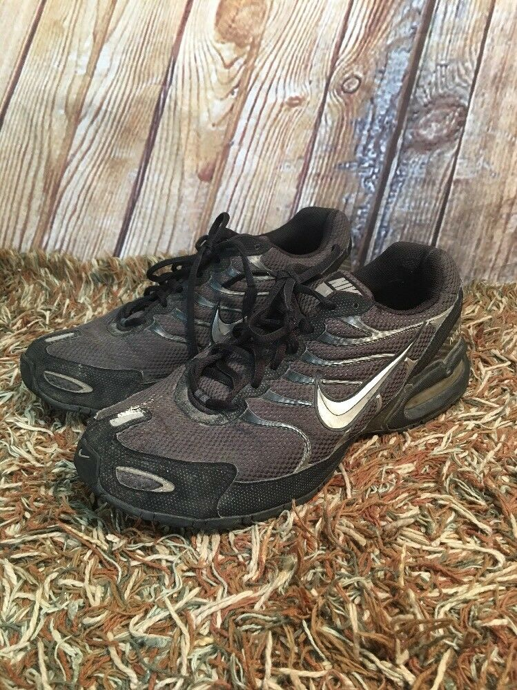 ce3c0eb8b2180 Nike Air Max Torch Anthracite 4 Mens 343846-002 Black Anthracite Torch  Running Shoes Size 10 f1093c