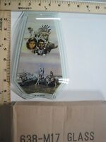 Free Us Ship Touch Lamp Replacement Glass Native American Sky Image 638-m17