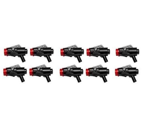 LEGO MINIFIGURE LOT OF 10 STAR WARS FIRST ORDER BLASTER SHOOTER GUNS ACCESSORIES