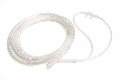 7FT PEDIATRIC CHILD Flexible Tip Soft Nasal Oxygen Cannula