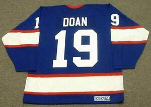3d3527780 SHANE DOAN Winnipeg Jets 1995 CCM Vintage Throwback Away NHL Hockey ...