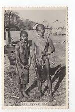INDOCHINE ethnies ethnics les époux MOI tenue de jour