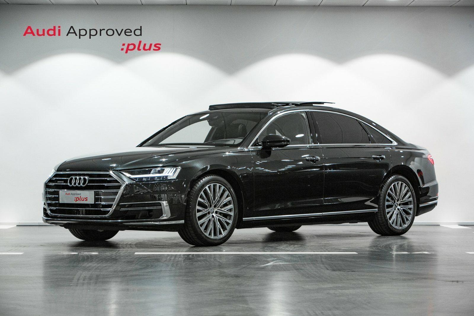 Audi A8 55 TFSi quattro Tiptr. lang 4d