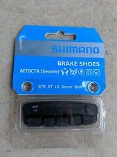 Shimano XTR Cartridge Brake Pads Ceramic  M70//R BR-M900 BR-M737 83X 9807