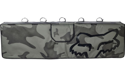 Black Large Fox Racing Tailgate Cover