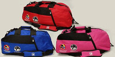 Tokaido Karate WKF Martial Arts Duffel Bag - 3 Colors!