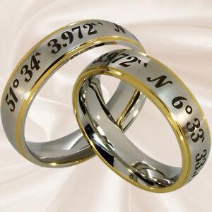 Koordinatenringe-Hochzeitsringe-Trauringe-Partnerringe-Eheringe-mit-Gravur