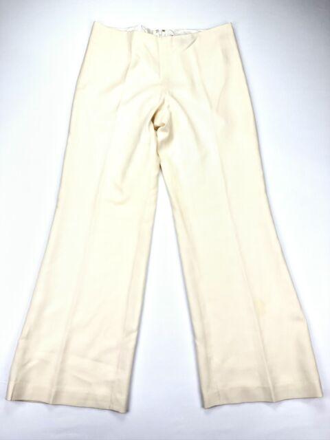 Lauren Ralph Lauren Womens Gray Ponte-Knit Pull On Office Leggings M MSRP $79
