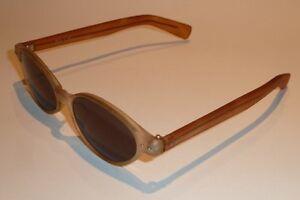 USA-Vision-Sonnenbrille-Brille-Modell-PLA1-beige-braun-grau-Herren-neu