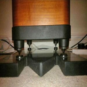 Resultado de imagen para speaker plinth