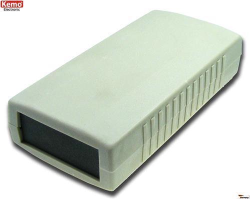 KEMO G113 Gehäuse mit Frontplatten ca. 120 x 60 x 30 mm