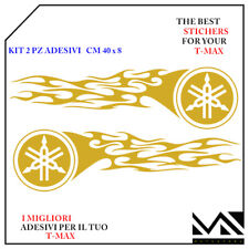 SERIE TRIBALE CARATTERE ORO MOTORCYCLE SCOOTER ADESIVI LETTER NUMBER STICKER