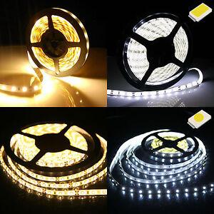1 10m smd 3528 5630 led strip band leiste streifen lichter. Black Bedroom Furniture Sets. Home Design Ideas