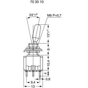 Miyama-ms-500-bc-h-interruttore-a-levetta-125-v-ac-6-2-x-on-off