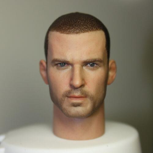 HOT FIGURE TOYS 1//6  HEADPLAY Justin Timberlake head carving Grammy awards