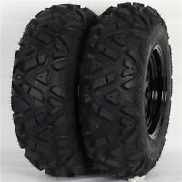 25x8 12 Nr306 Ocelot Atv Tires (set Of 2) on sale
