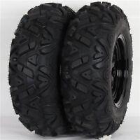 25x8 12 Nr306 Ocelot Atv Tires (set Of 2) on sale