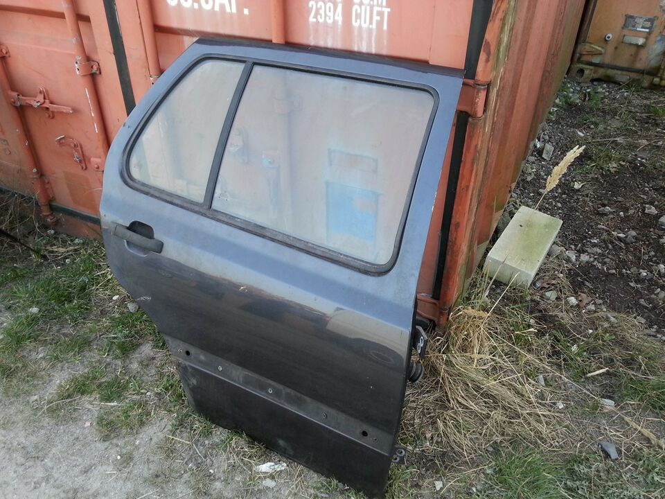 Plade- og karosseridele, H. Bag dør, VW Golf 3