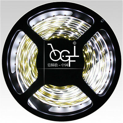 DC 12V Super Bright 5M 300 Leds SMD 5630 Non-Waterproof LED Flexible Strip Light