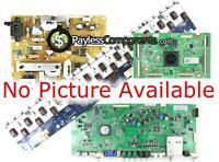 SONY KDL-46W4100 INVERTER BOARD SSB460HB20S REV 0.1