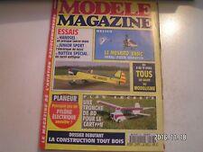 **f Modèle Magazine n°523 Plan encarté Le Cartoon / Le Handsel de Jamara