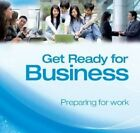 Get Ready for International Business 1 (TOEIC Edition) Class Audio CDs (2) A2 Elementary by Dorothy E. Zemach, Andrew Vaughan (CD-Audio, 2013)