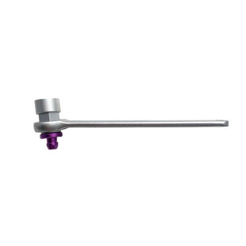 11mm Bremsentlüftungsschlüssel Bremsflüssigkeitsablassschlüssel Kupplung T3F3