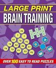Large Print Braintraining by Arcturus Publishing (Paperback, 2015)