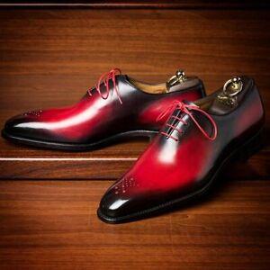 mens custom dress shoes
